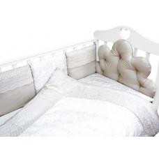 Комплект в кроватку Топотушки Облака